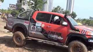 KBS PUTRAJAYA Redah 4x4 Challenge SS-2 2013 (MORExtreme)Malaysia.