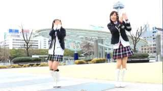 getlinkyoutube.com-Japanese schoolgirl dance-Confession Rehearsal