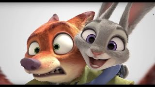flushyoutube.com-Google Photos in the World of Zootopia