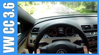 getlinkyoutube.com-POV Volkswagen CC 3.6 V6 300 HP GREAT! OnBoard Acceleration & Sound