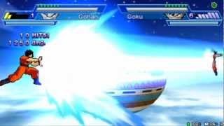 Especiales Dragon Ball Z Shin Budokai 2 Todos los Personajes (HD)
