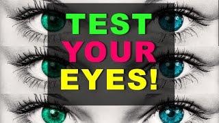 getlinkyoutube.com-97% Fail... Test your EYES! (incl. secret message)
