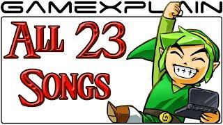 getlinkyoutube.com-All 23 Secret Songs in Zelda: Tri Force Heroes (Twilight Princess, Skyward Sword, & more!)
