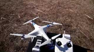 getlinkyoutube.com-Review: DJI Phantom 2 Vision what's new?  features and flight demo.
