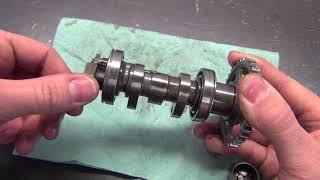 getlinkyoutube.com-Dirt Bike - Valve Adjustment on 04 - 09 Honda CRF250R - Do it Properly!