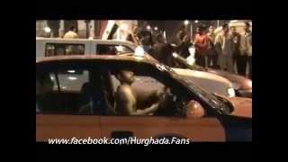getlinkyoutube.com-شاهد بشرة خير في الغردقة رقص جنوني لسواق تاكسي عليها Boshrt 5er Hurghada dance