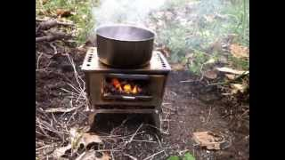 getlinkyoutube.com-Home made mini folding stove