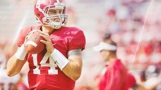 getlinkyoutube.com-Alabama - Jake Coker -