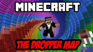 getlinkyoutube.com-Minecraft Map:The Dropper สู่ความเวิ้งว้างง(ตอนเดียวจบ)