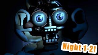 getlinkyoutube.com-Fnaf is back! Five nights at freddy's sister location night 1-2!