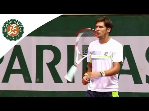Preview of Nadal v. Lajovic match - 2014 French Open R4