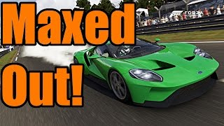 getlinkyoutube.com-Forza Motorsport 6 | 2017 Ford GT | MAXED OUT! and Top Speed!