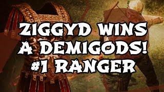 getlinkyoutube.com-Path of Exile: ZIGGYD FINALLY WINS A DEMI! - FIRST PLACE RANGER - 2 Hr Race