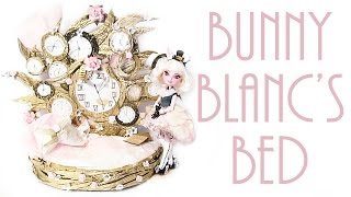 getlinkyoutube.com-How to make Bunny Blanc's bed [EVER AFTER HIGH]