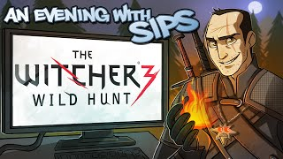getlinkyoutube.com-The Witcher 3: Wild Hunt (PC) - An Evening With Sips