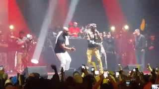 Kaaris et Young Thug - En direct du Zénith