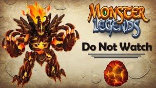 getlinkyoutube.com-Monster Legends - Vadamagma Combat Fight [Golden Edition]