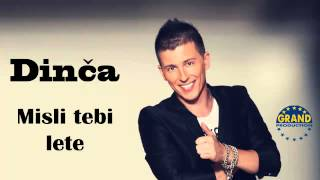getlinkyoutube.com-Dinca - Misli tebi lete - (Audio 2013) HD