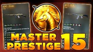 "getlinkyoutube.com-MASTER PRESTIGE 15 & AK12 ""R.I.P"" & ASM1 ""STRIDER"" [COD AW Master Prestige Info]"