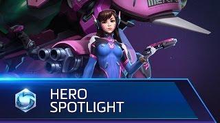 Heroes of the Storm - D.Va Spotlight