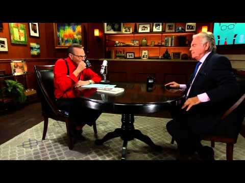 Michael Jackson Is At Liz Taylor's Feet Gazing Up At Her | Robert Wagner | Larry King Now - Ora TV