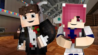 getlinkyoutube.com-Yandere High School - PROM! (Minecraft Roleplay) #49