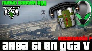 getlinkyoutube.com-GTA V - Area 51 ENCONTRADA   Base militar secreta en el Agua Easter Egg   Jetpack ?