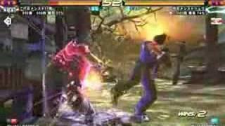 getlinkyoutube.com-TEKKEN 6 - Bob(Takeyama) vs Kazuya(Main Street Ryu the 2nd)7