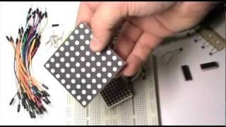 getlinkyoutube.com-Tutorial Arduino #0008 - Matriz Led Arduino y 74HC595 (registro de desplazamiento)