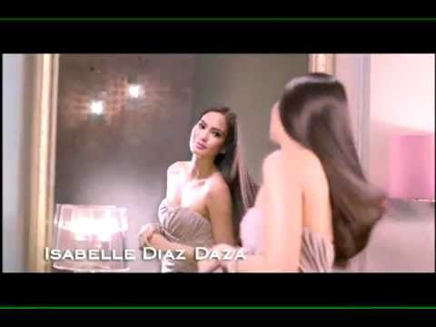 Palmolive Naturals Conditioner Commercial with Isabelle Diaz Daza