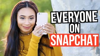 getlinkyoutube.com-Annoying Snapchat Moments EVERYONE Understands