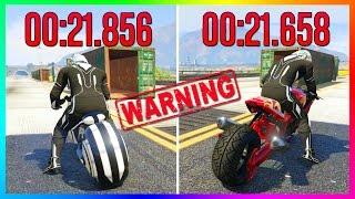 getlinkyoutube.com-WARNING...SAVE YOUR MONEY!!! - GTA 5 NEW DLC CONTENT BUYER BEWARE & SHOTARO FASTEST SPEED TEST!