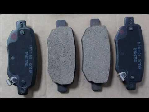 Где находятся у Lifan X60 задние тормозные диски