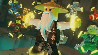 getlinkyoutube.com-LEGO Ninjago: Shadow of Ronin Walkthrough Part 12 - Fulcrum Chamber & The Endless Ocean (3DS/Vita)