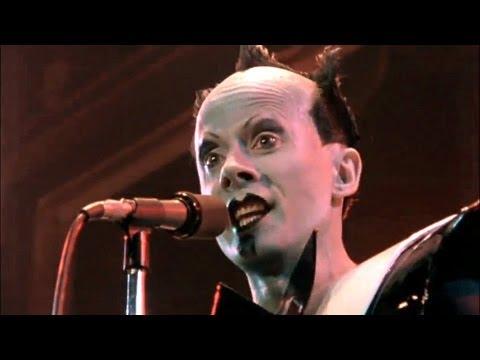 Total Eclipse de Klaus Nomi Letra y Video