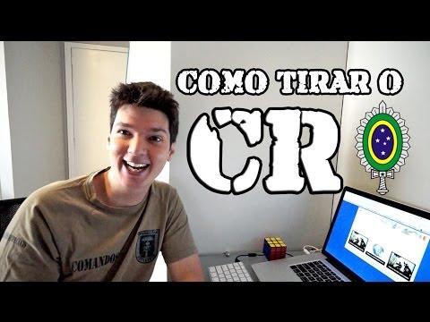 COMO TIRAR O CR - CERTIFICADO DE REGISTRO - BRASIL - AIRSOFT