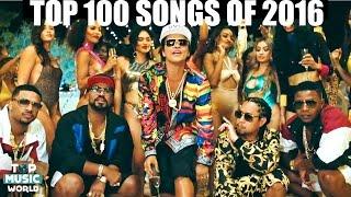 getlinkyoutube.com-Top 100 Songs Of 2016