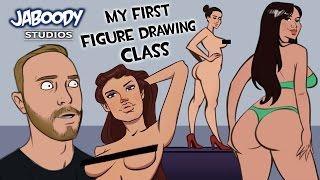getlinkyoutube.com-My First Figure Drawing Class