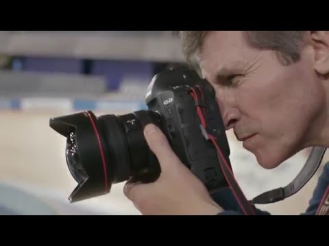 Exploring the EOS 1D X Mark II with Eddie Keogh Canon