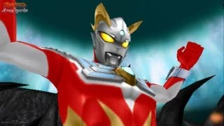 getlinkyoutube.com-Ultraman All Star Chronicle Story 25 - 26 ★Play PSP ウルトラマンオールスタークロニクル