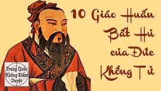 getlinkyoutube.com-10 Bài Học Sâu Sắc từ Khổng Tử | Đằng Sau Vạn Lý Trường Thành