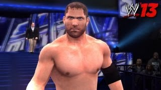 WWE '13 Community Showcase: Curtis Axel (PlayStation 3)