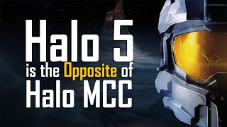 getlinkyoutube.com-Halo 5 is the Opposite of Halo MCC