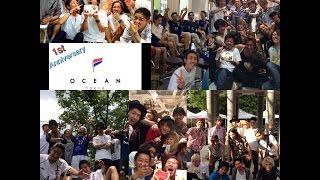 getlinkyoutube.com-OCEAN TOKYO1周年記念 セットアップでの営業風景