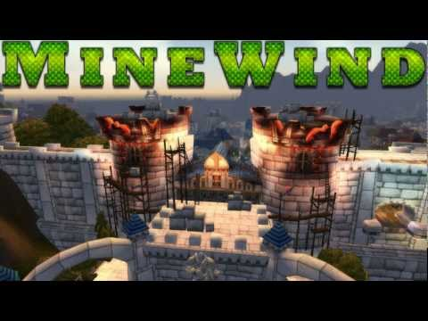 Minecraft Stormwind City - Build 101