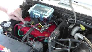 "getlinkyoutube.com-Off-Road Light Wiring made Simple. - ""The NeWereJK Jeep"""
