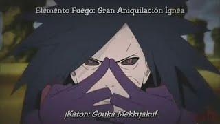 getlinkyoutube.com-All Uchiha Clan katon jutsu [2015]