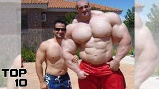 getlinkyoutube.com-Top 10 Strongest Men