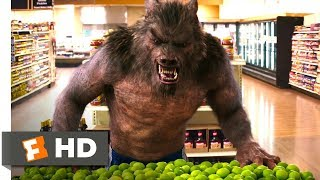 getlinkyoutube.com-Goosebumps (6/10) Movie CLIP - Werewolf On Aisle 2 (2015) HD