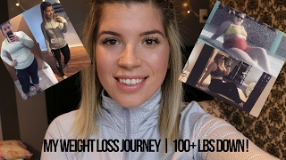 getlinkyoutube.com-HOW I LOST 120 LBS IN UNDER A YEAR | Weight Loss Q&A | Before & After Photos